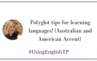 Polyglot tips for learning languages (Interview with Nikki from Speak at Home Tonight)
