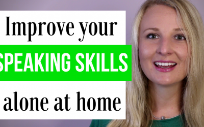 How to Practice English Speaking Alone at Home?