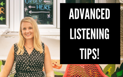 Understand Fast English Conversations with these Advanced Listening Tips