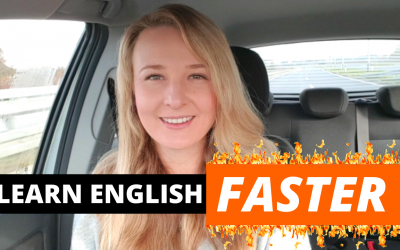 How to learn English faster?