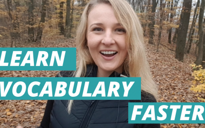 REMEMBER VOCABULARY FASTER – Advanced Tips to Learn English Words