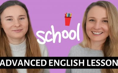 Learn Advanced Vocabulary to Speak about School and Education