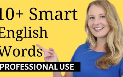 15+ Smart English Words for Professionals!
