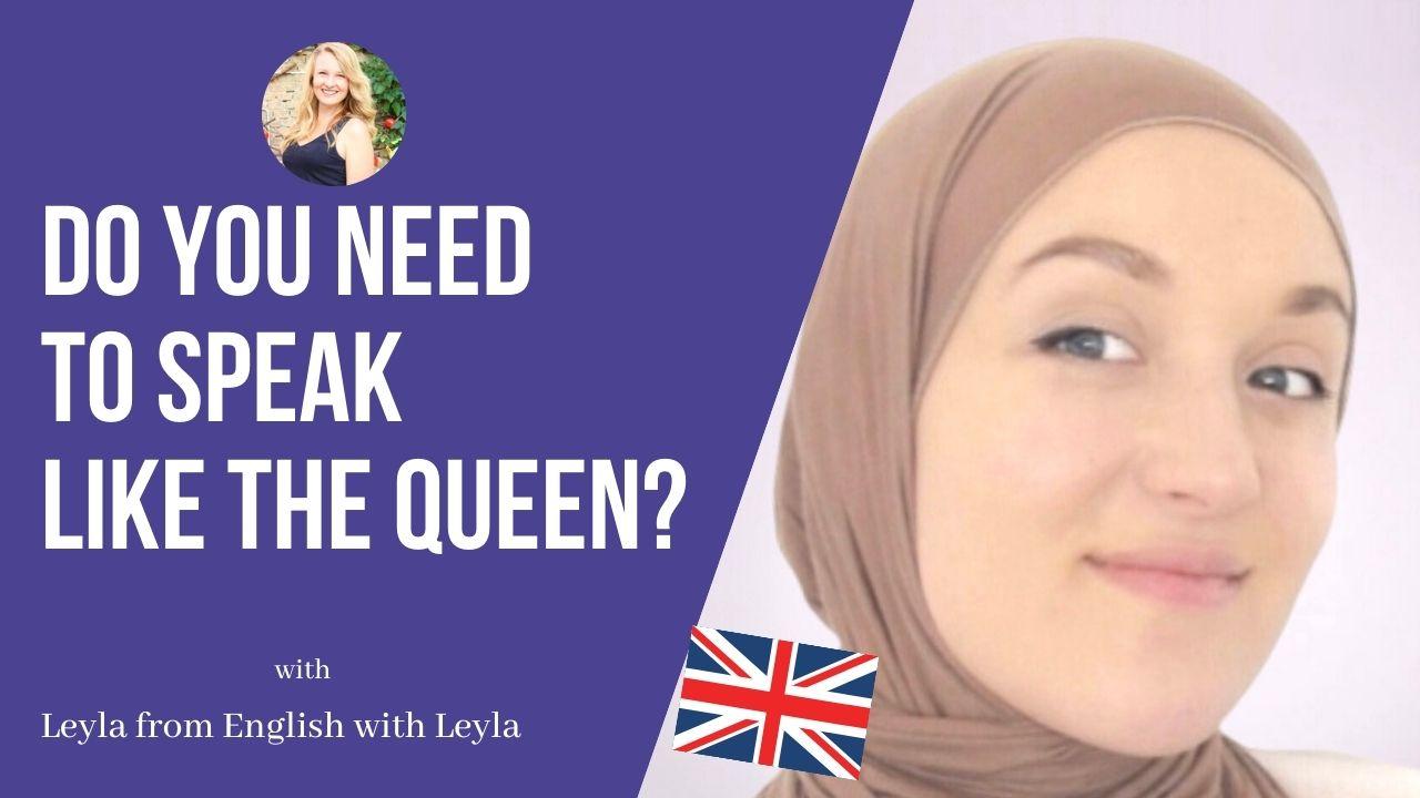 English with Leyla