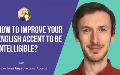 Improve your Accent: How to improve your English accent to be intelligible?