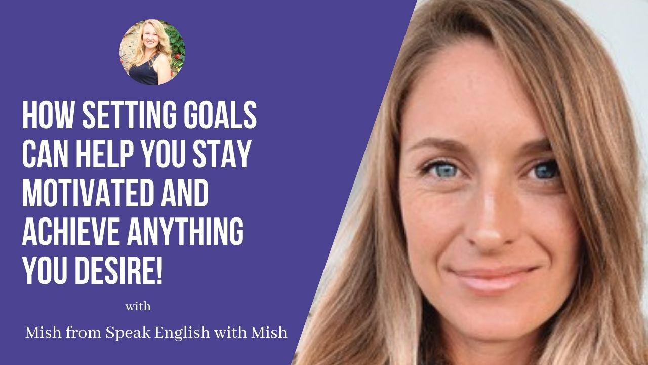 Speak English with Mish
