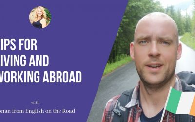 English on the Road: Tips for Living and Working Abroad