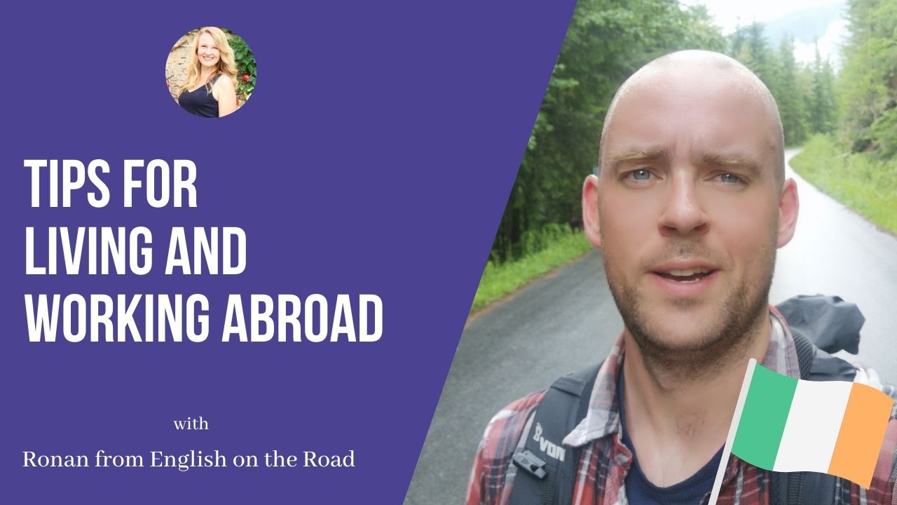 Ronan from English on the Road