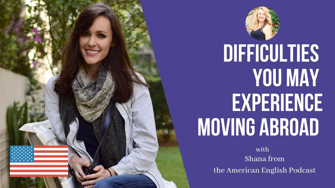 Shana from the American English Podcast